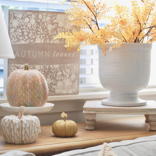 Autumn Decorating 2020
