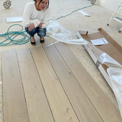 Choosing The Right Wood Floor